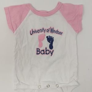 University of Windsor Onesie